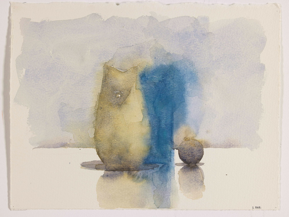 WCSL125, 2010, water colour on paper, 38 x 29cm.