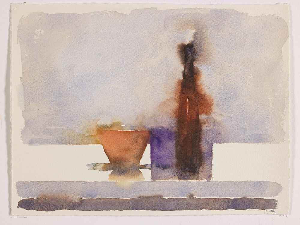WCSL118, 2010, water colour on paper, 38 x 29cm.