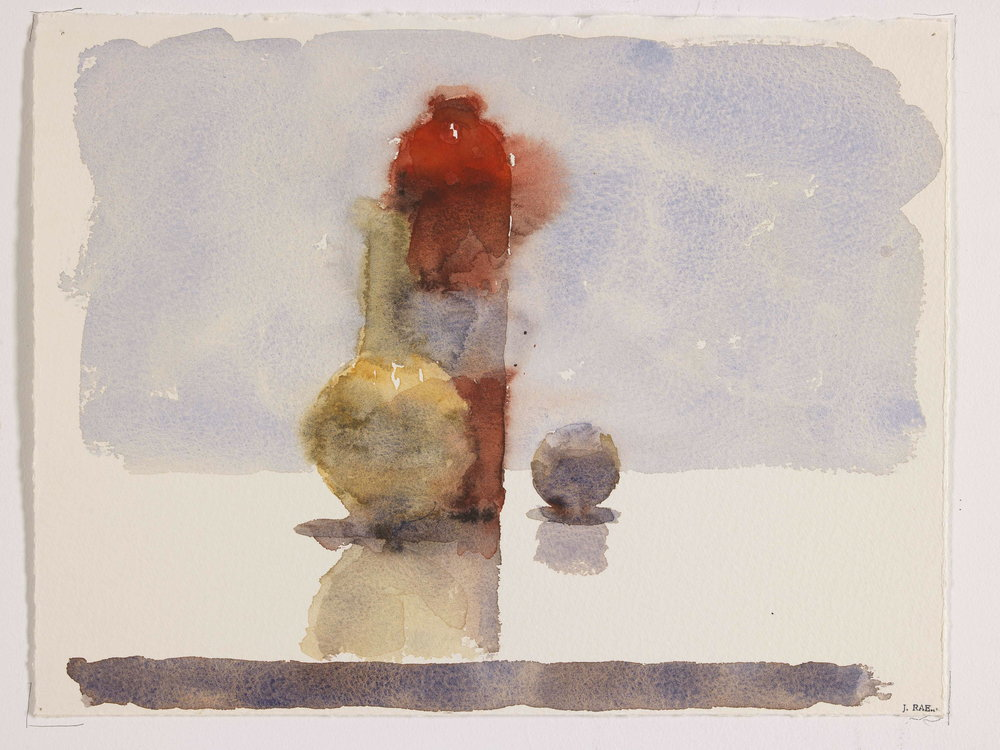 WCSL113, 2010, water colour on paper, 38 x 29cm.