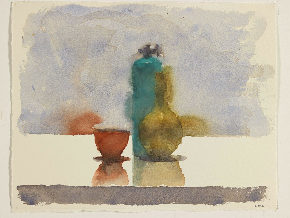 WCSL116, 2010, water colour on paper, 38 x 29cm.