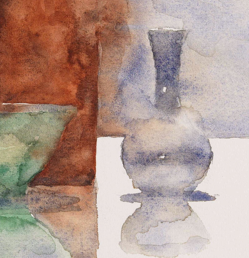 WCSL121 (detail), 2010, water colour on paper, 38 x 29cm.