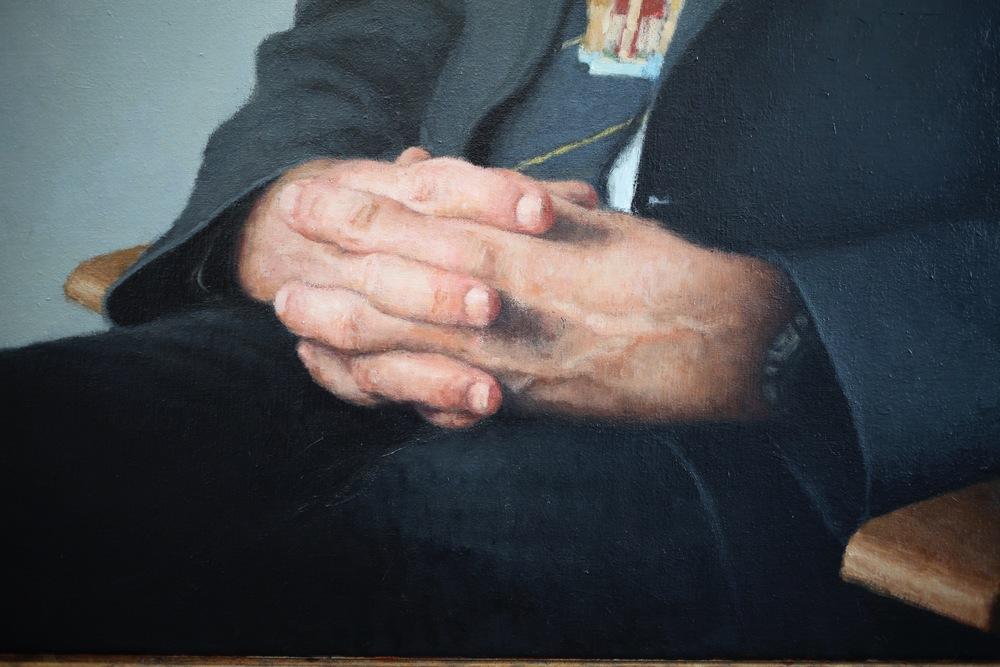 Dr Ian Civil (detail)