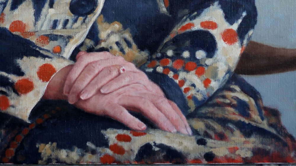 Anna Burke (detail)