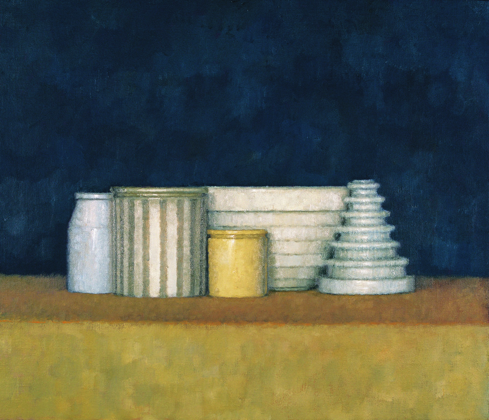 SL19, 1998, oil on linen
