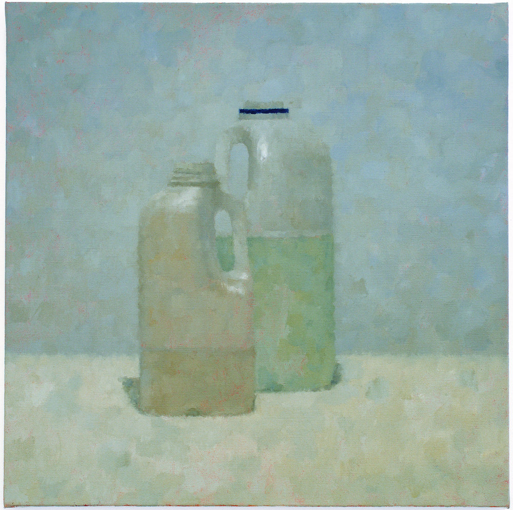 SL78, 1997-8, oil on linen, 700x700mm