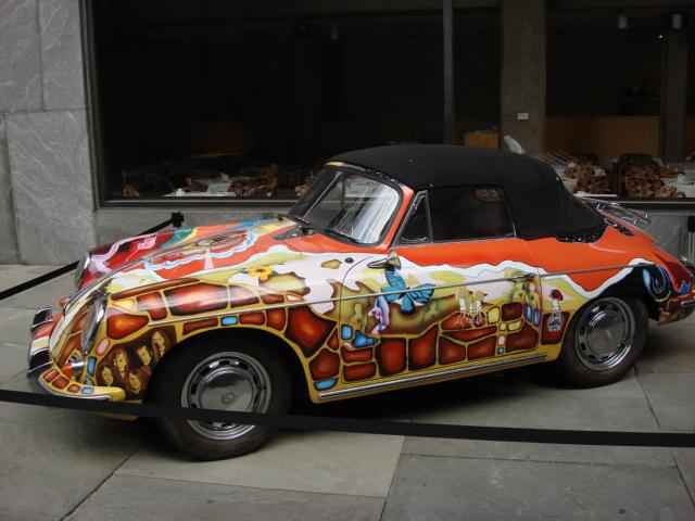 Janis's car