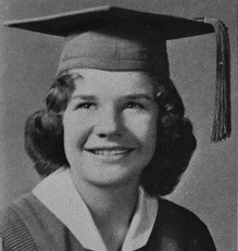 Janis Joplin at High School - just like everybody else