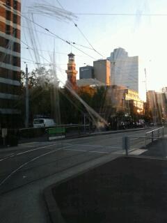 into Victoria Street 2014