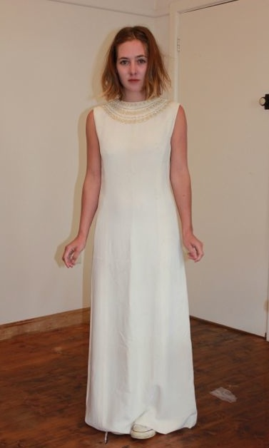 Pearl Button cleopatra dress