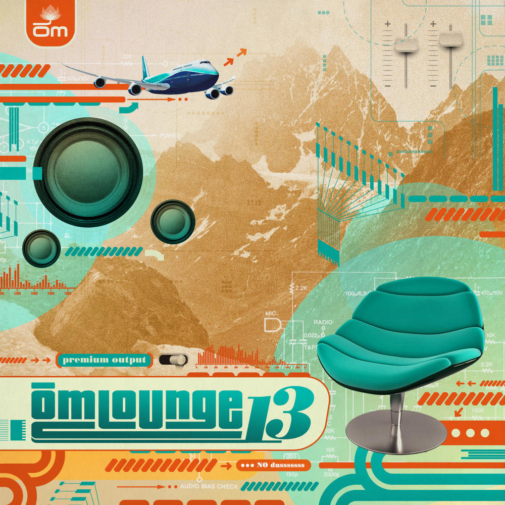 Various Artists - Om Lounge 13