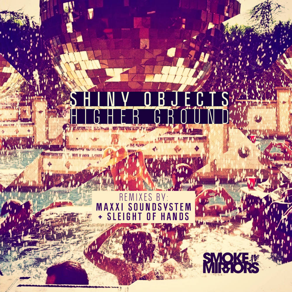 Shiny Objects - Higher Ground (feat. Michael Marshall)