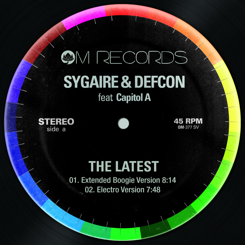 Sygaire & Defcon - The Latest (feat. Capitol A)