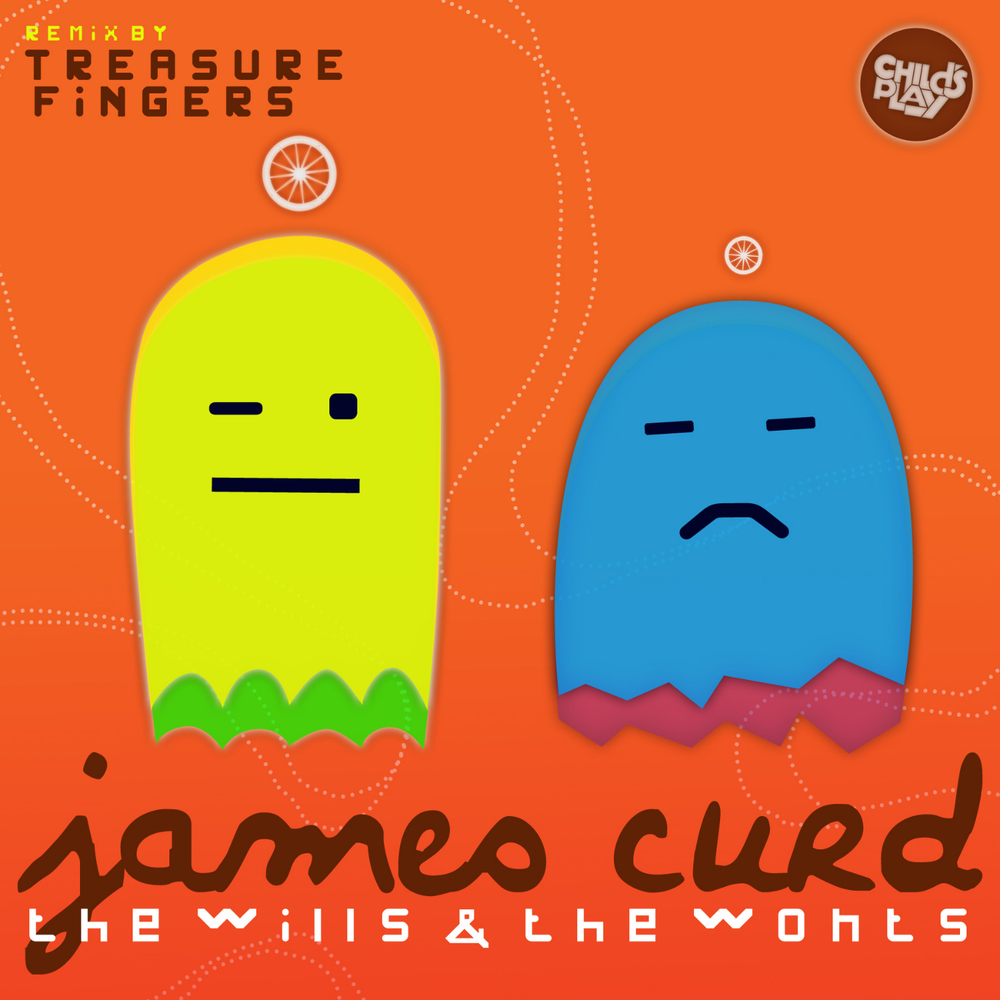 James Curd - The Wills & The Wonts