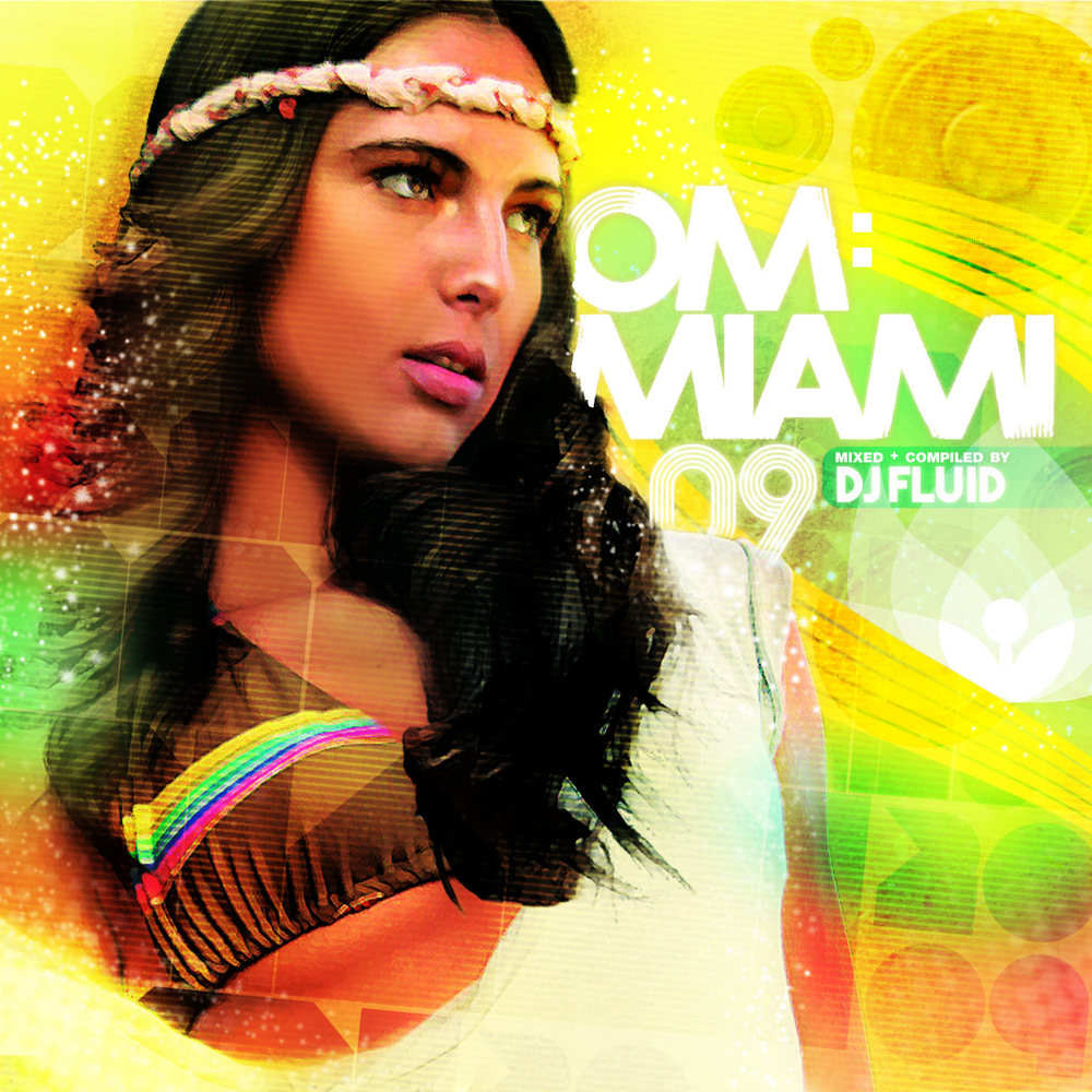 Various Artists - Om Miami 2009