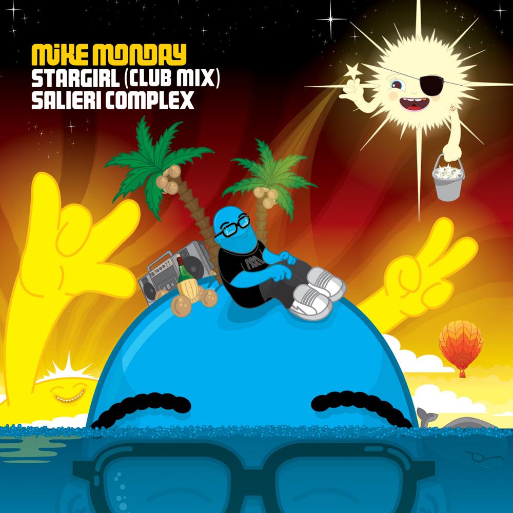 Mike Monday - Stargirl/Salieri Complex EP