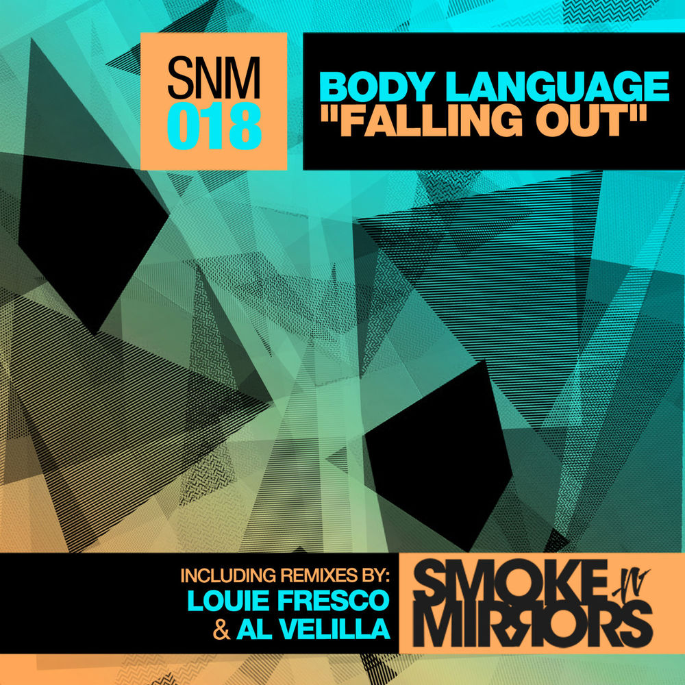 Body Language - Falling Out (Remixes)