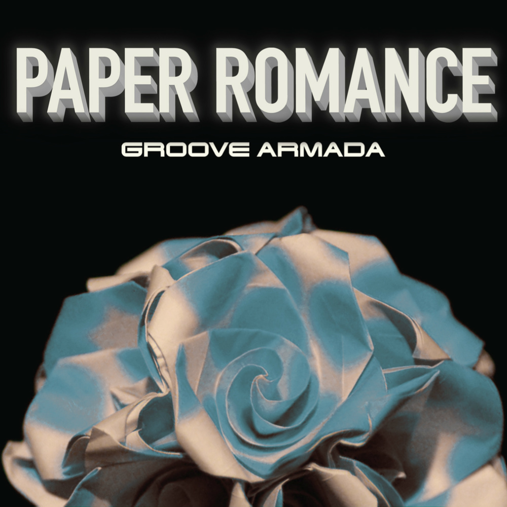 Groove Armada - Paper Romance EP Pt. 1