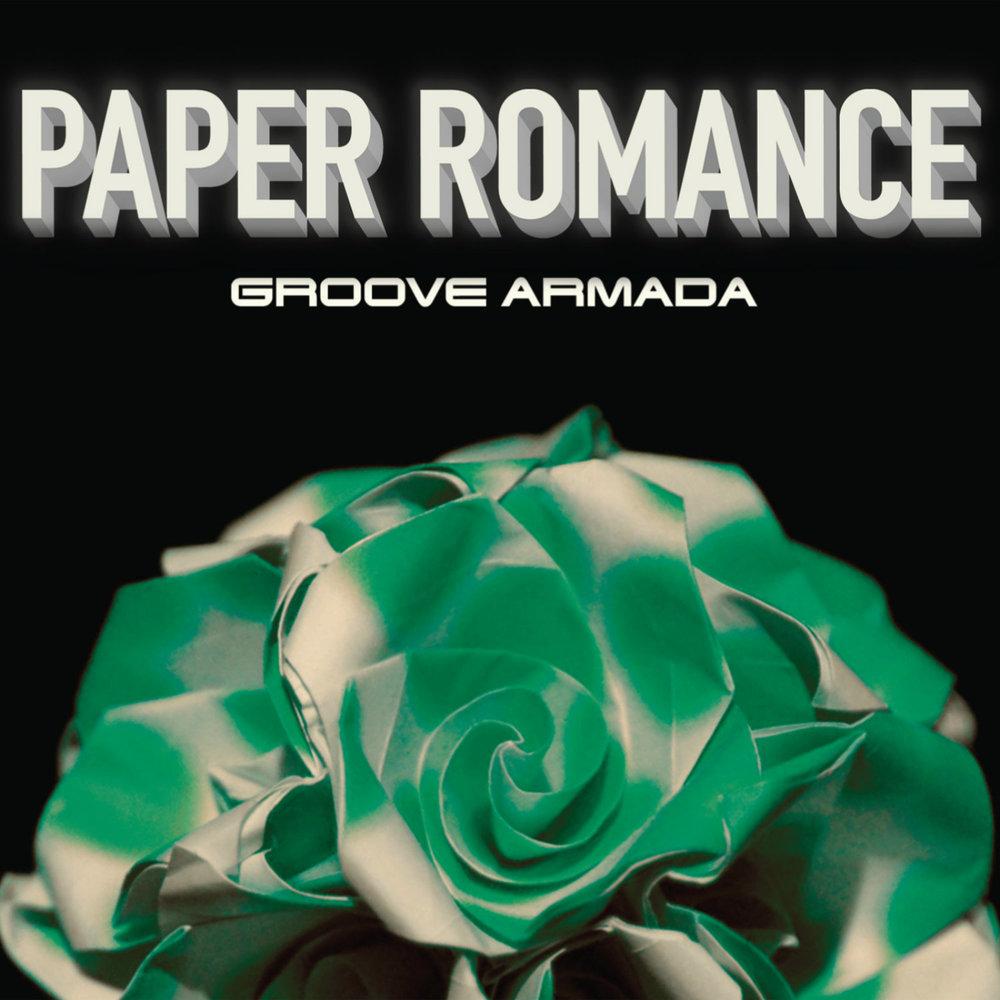 Groove Armada - Paper Romance EP Pt. 2