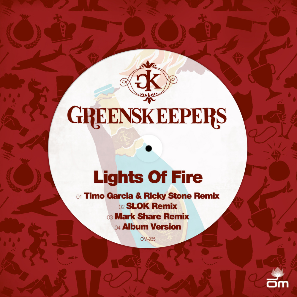 Greenskeepers - Lights of Fire