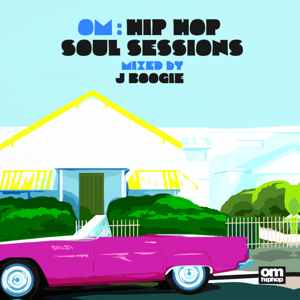 Various Artists - Hip Hop Soul Sessions