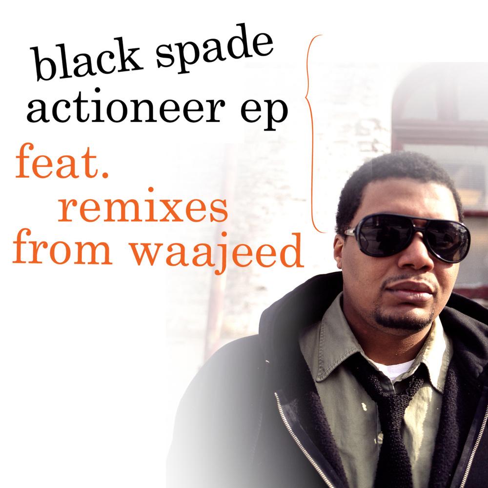 Black Spade - Actioneer EP