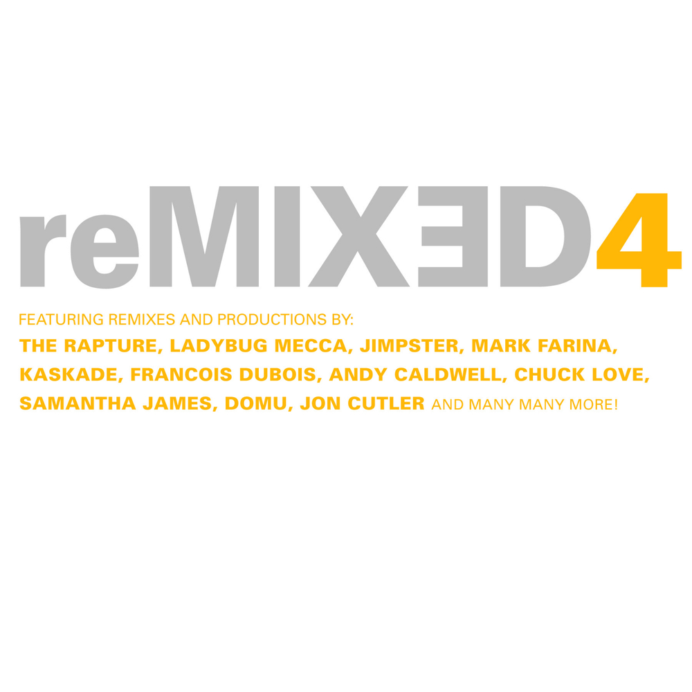 Various Artists - reMIXED 4