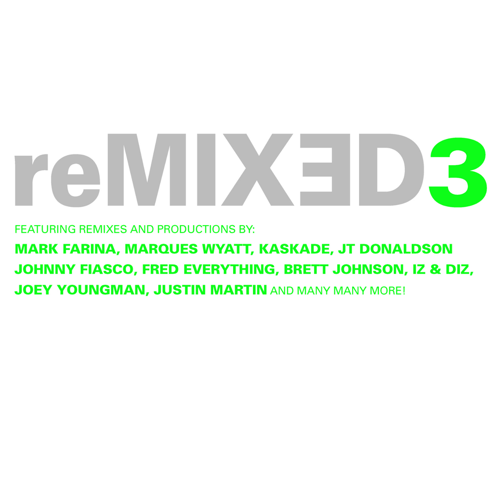 Various Artists - reMIXED 3