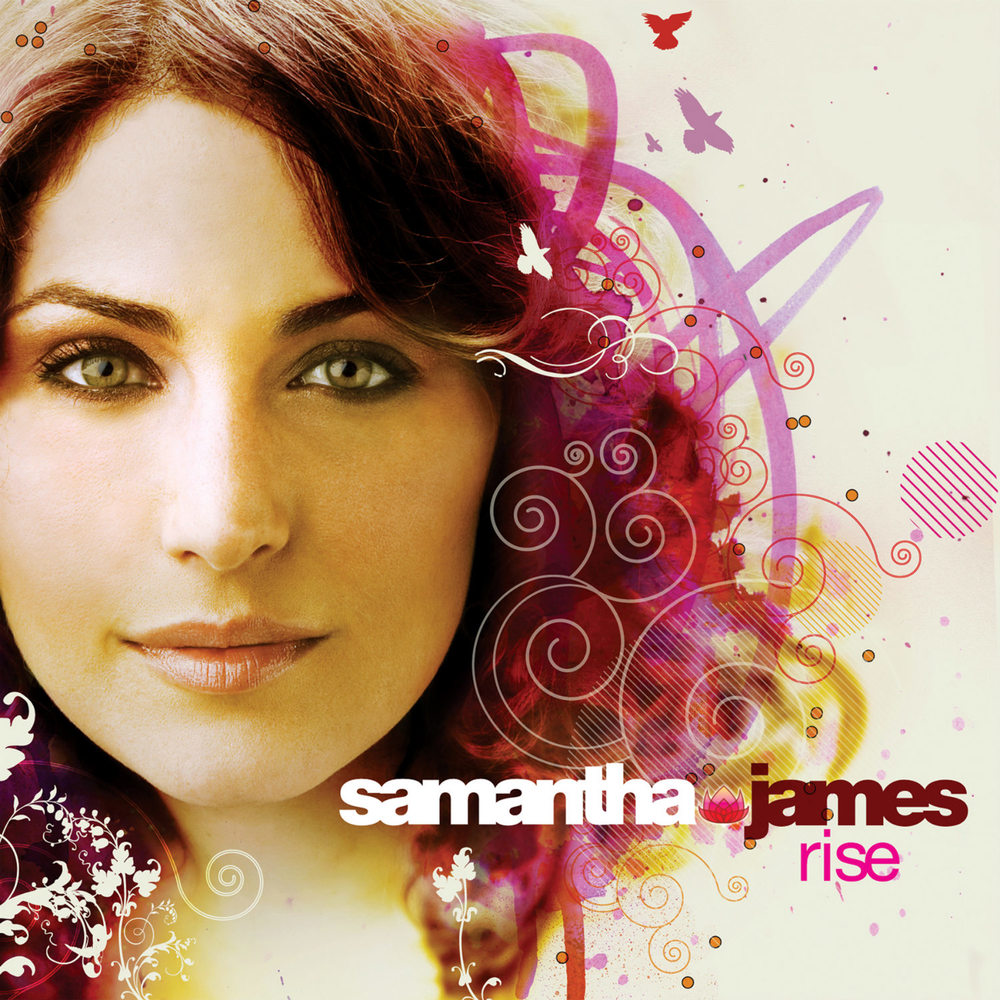 Samantha James - Rise