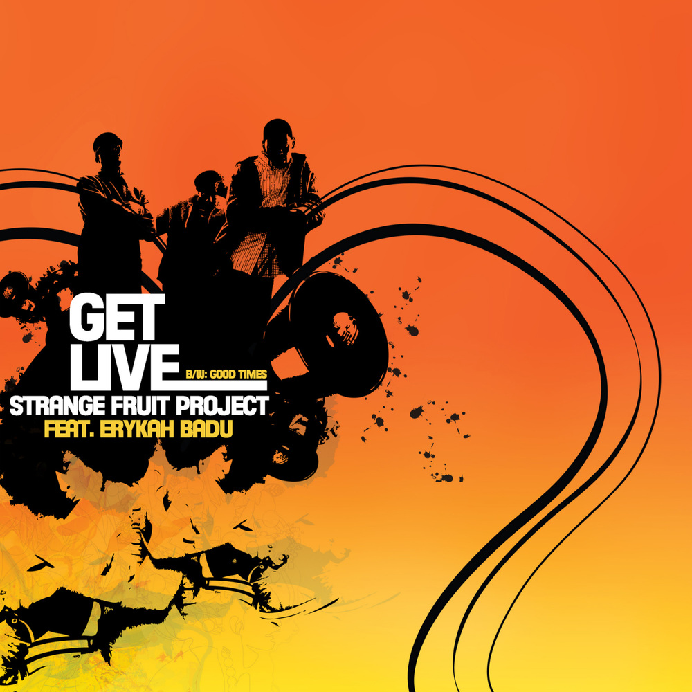 Strange Fruit Project (feat. Erykah Badu) - Get Live
