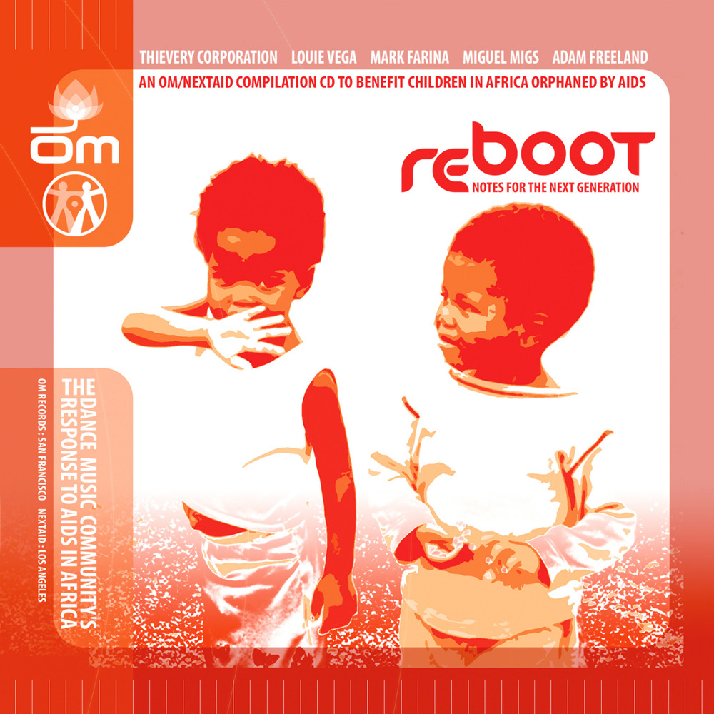 Various Artists - Next Aid Benefit: reBoot