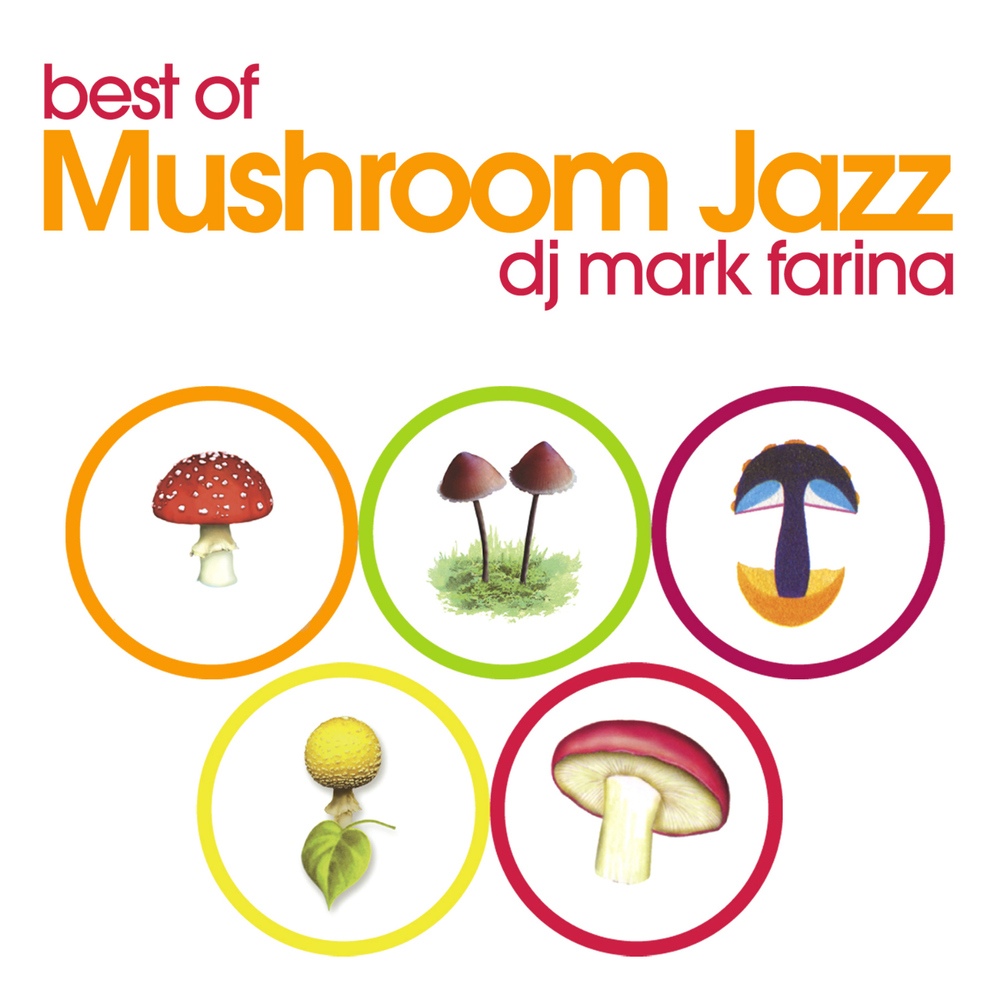 Various Artists - Best of Mushroom Jazz Vol. 1 - 5