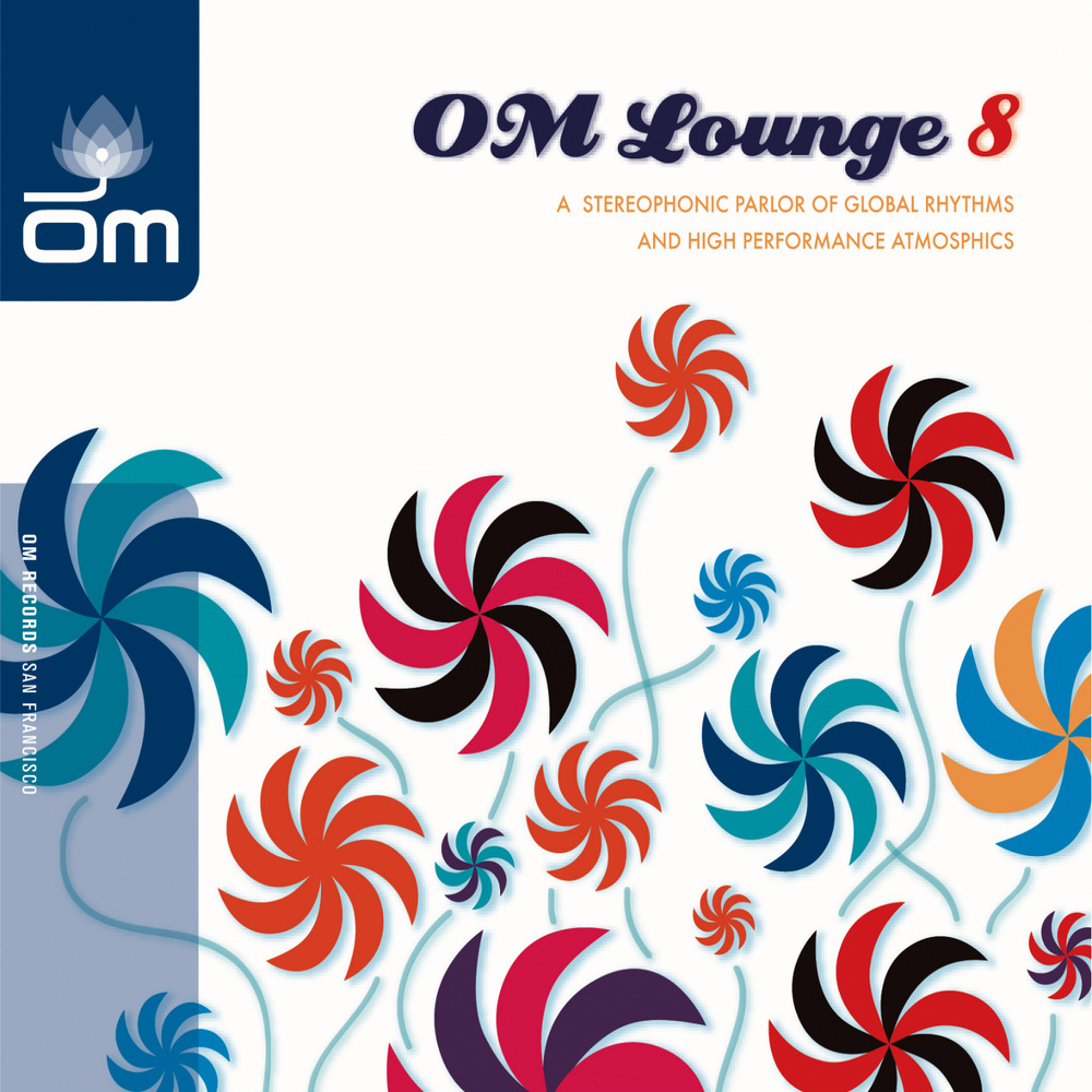 Various Artists - Om Lounge 8