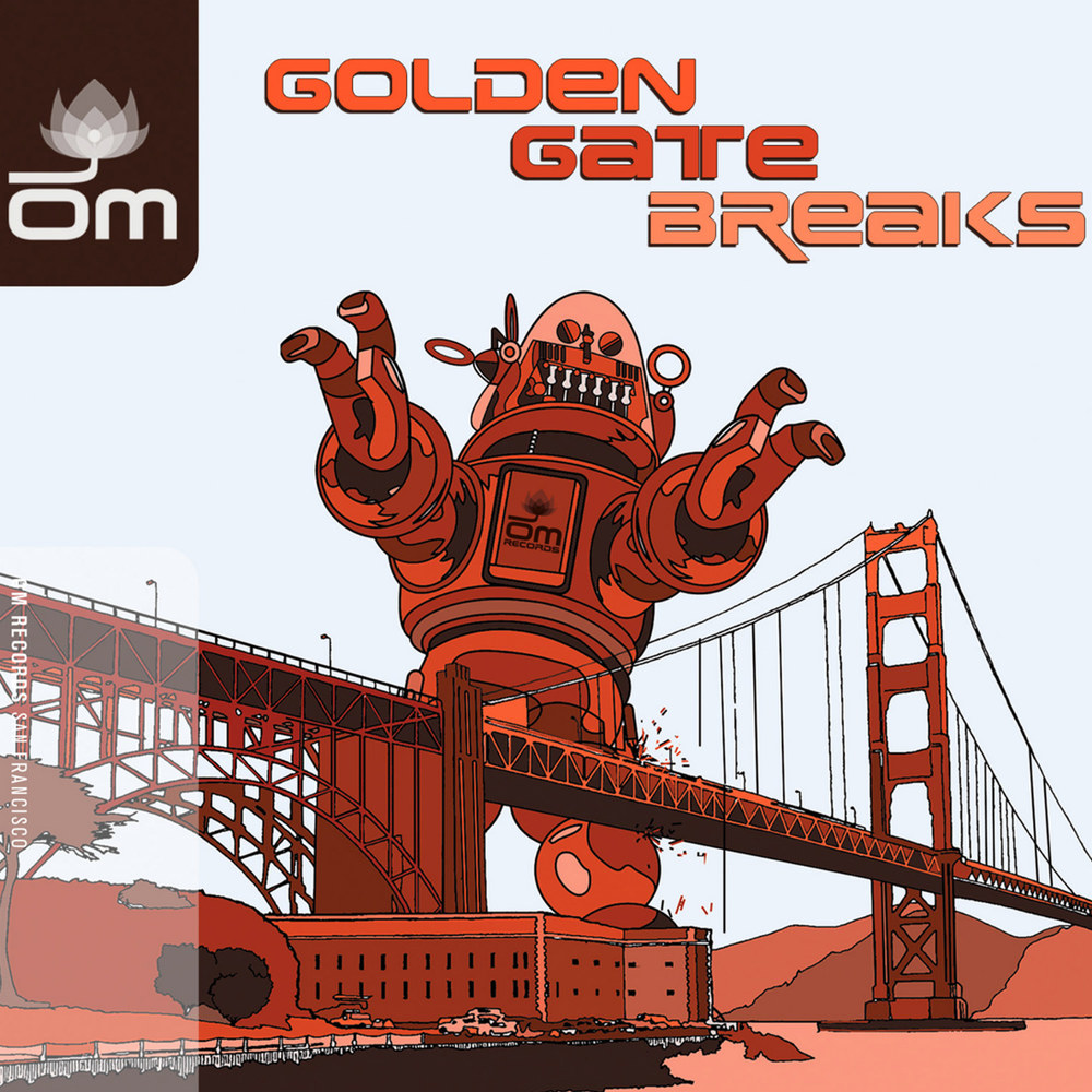 Various Artists - Golden Gate Breaks