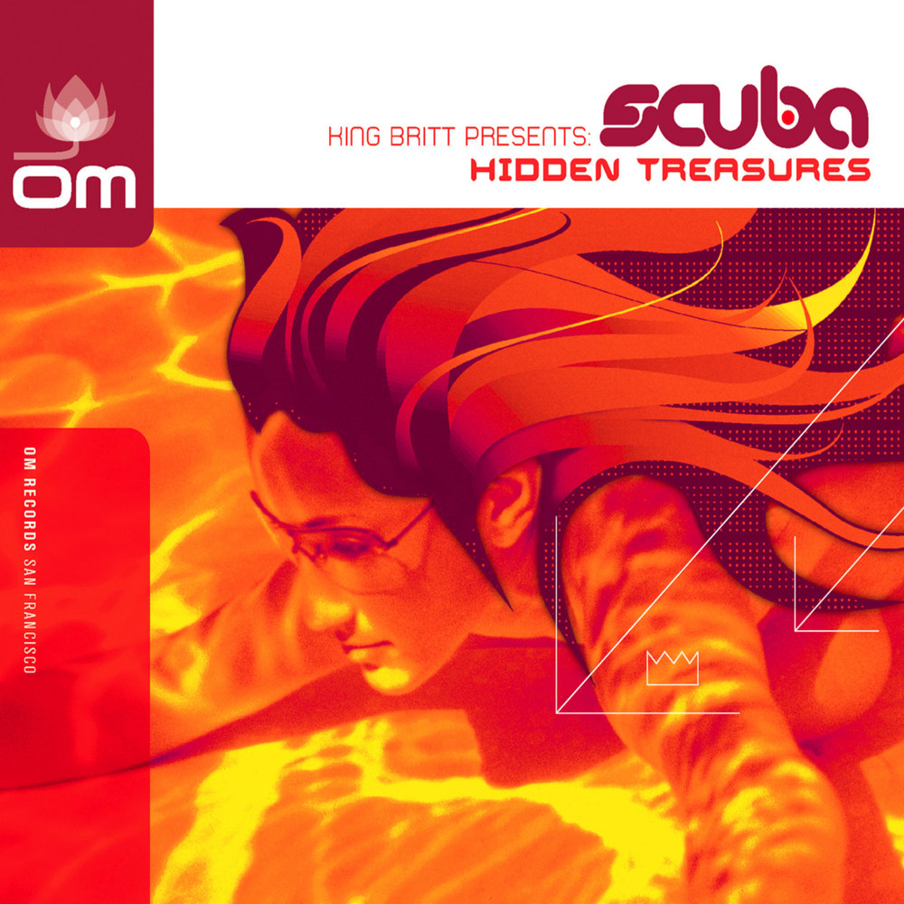 Various Artists - King Britt Presents: Scuba - Hidden Treasures