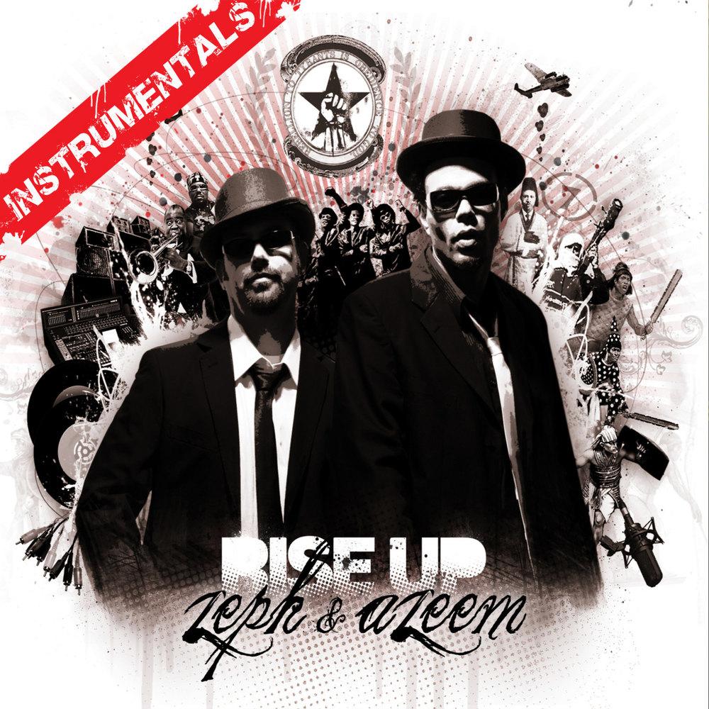Zeph & Azeem - Rise Up (Instrumentals)