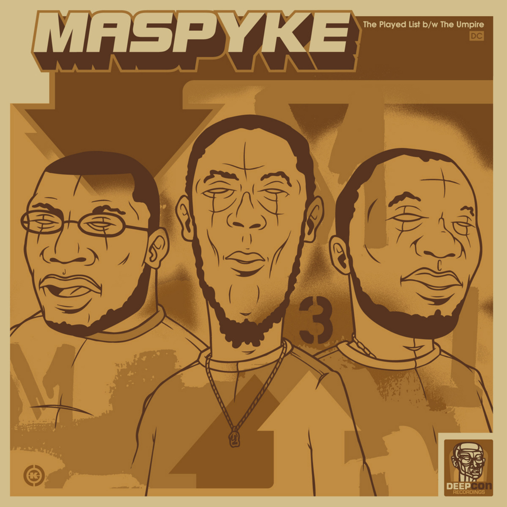 Maspyke - The Played List
