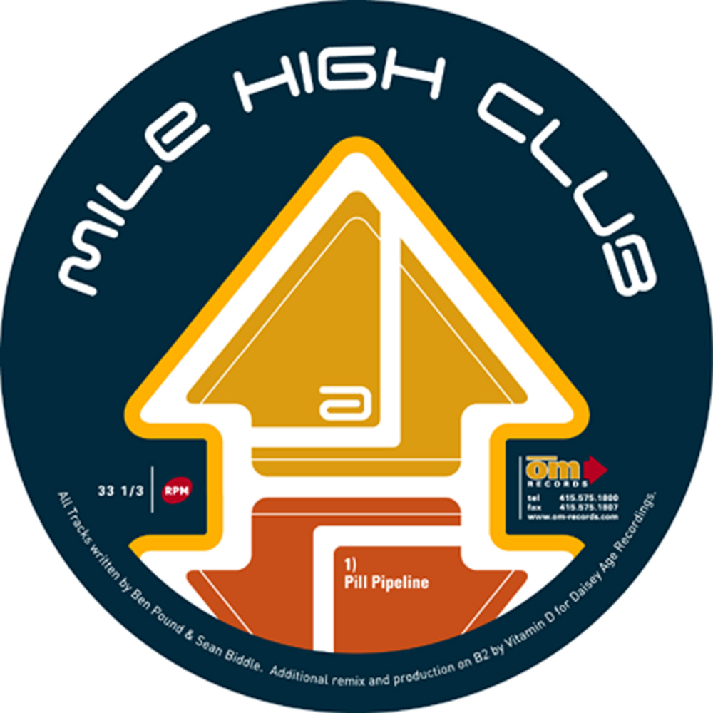 The Mile High Club - Mile High Club