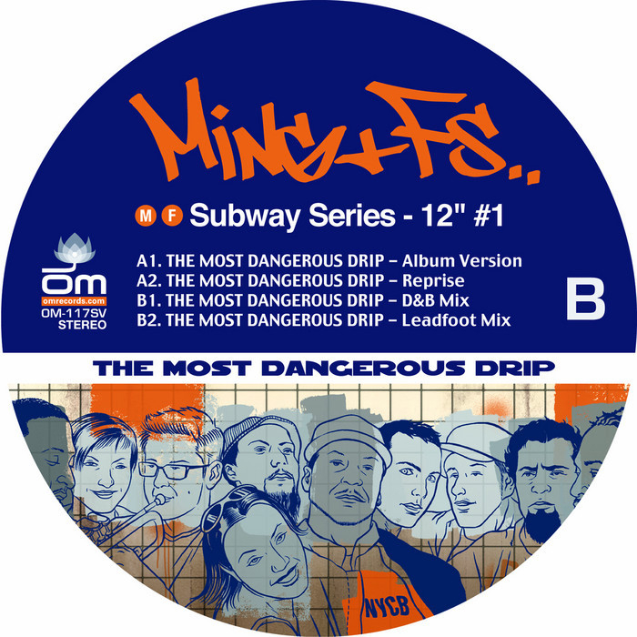 "FS & Ming - Subway Series 12"" #1"