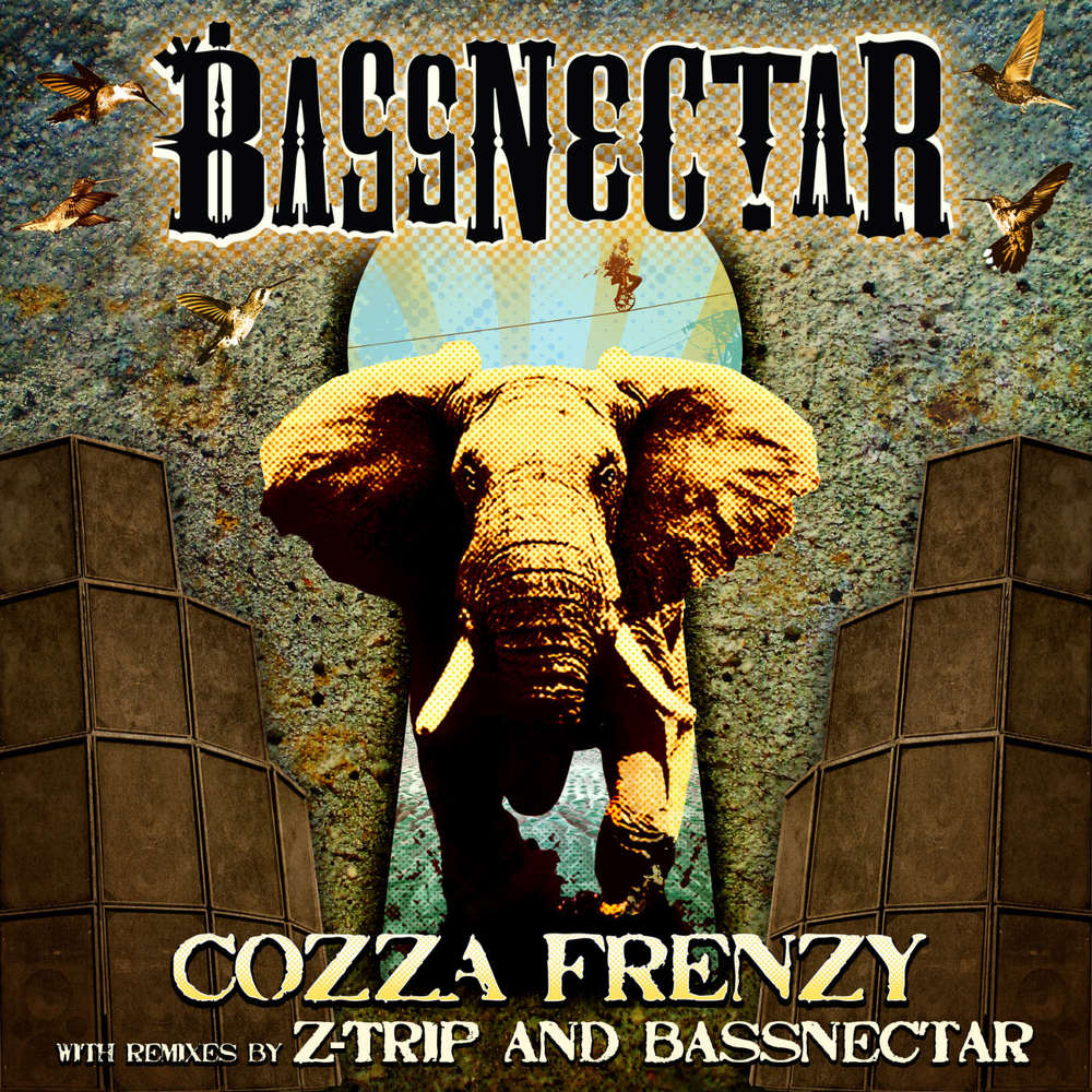 Bassnectar - Cozza Frenzy EP