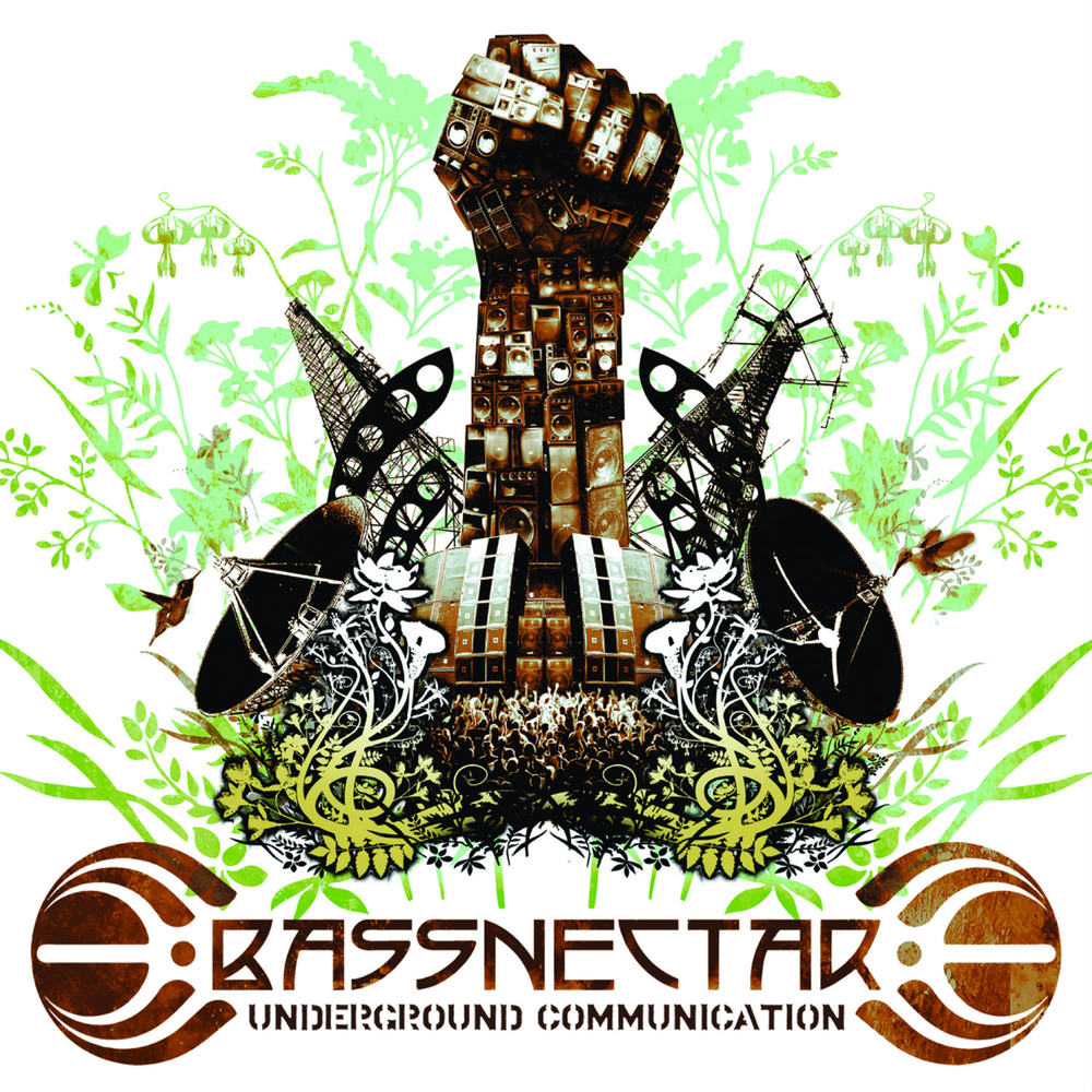 Bassnectar - Underground Communication