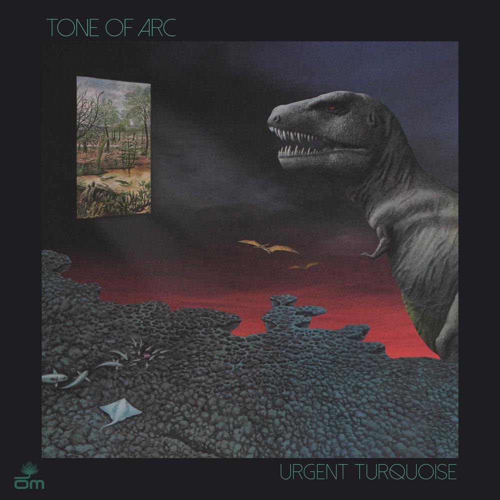 Tone of Arc - Urgent Turquoise