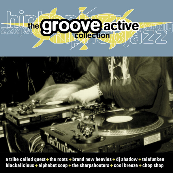 Various Artists - Groove Active