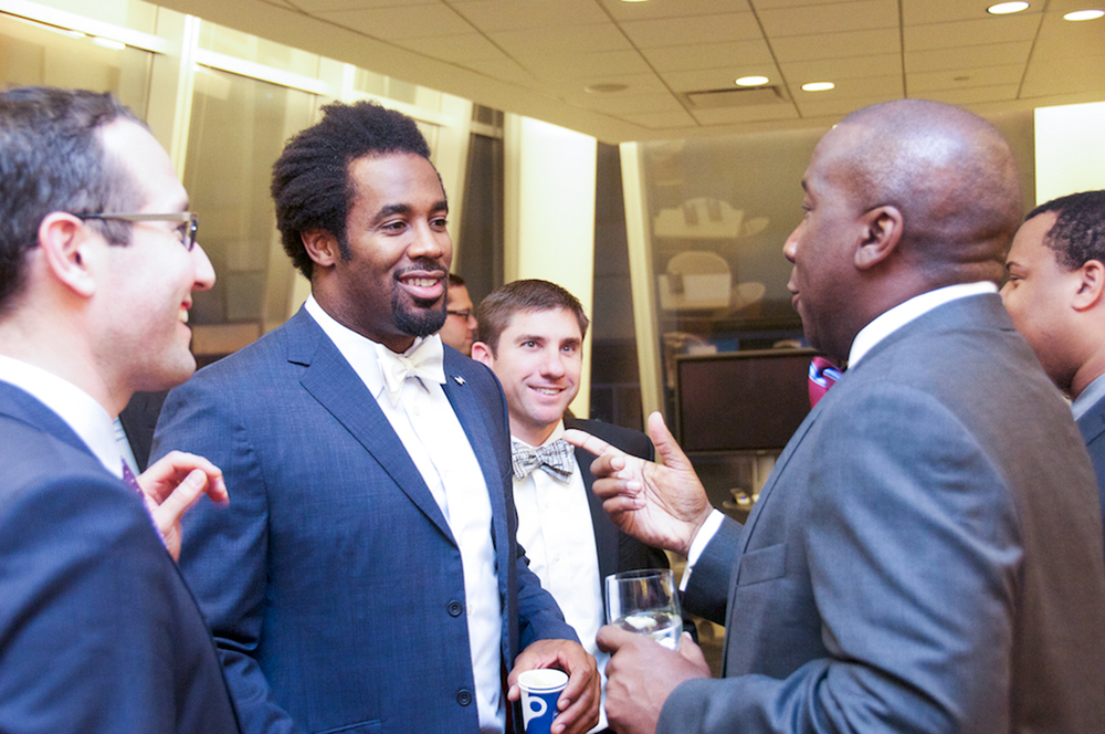 Former NFL Linebacker, Dhani Jones