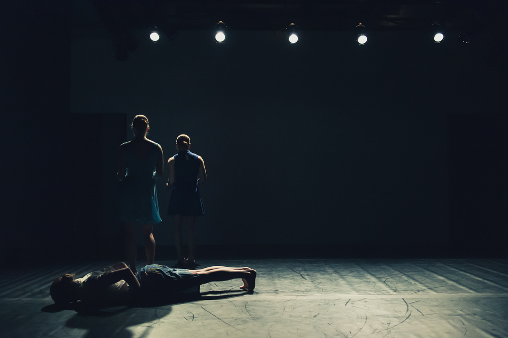 Brendan Drake Choreography. March 2014. Photo: Corey Melton.