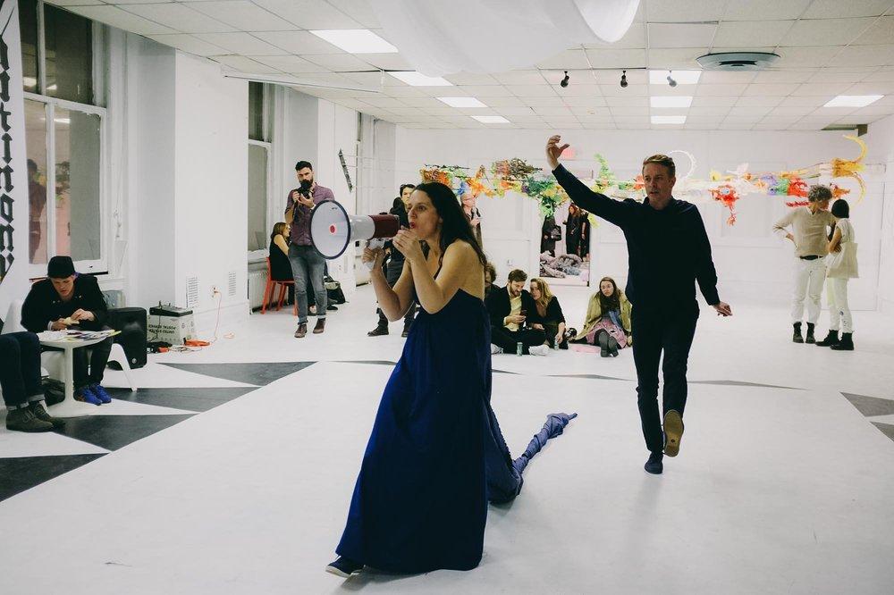Shandoah Goldman // Carte Blanche Performance  ©  Quyn Duong