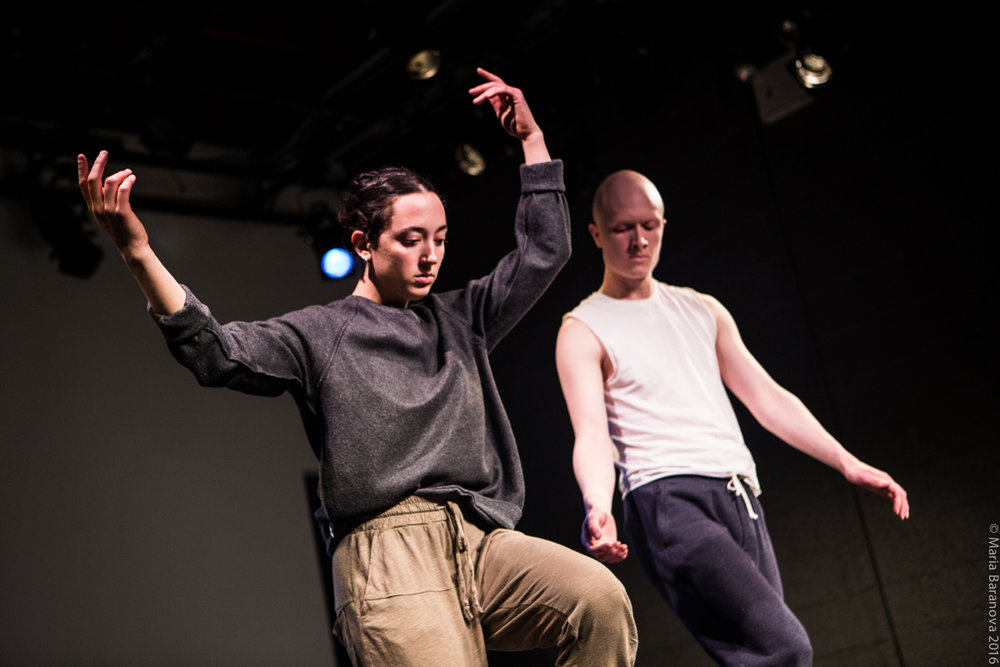 Lydia Mokdessi FAB x TCS Dance Salon, March 2016 Image: Maria Baranova