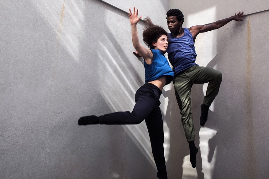 Dante Brown|Warehouse Dance January 8 at 2:25pm City Center, Studio 5  Image: Mike Esperanza