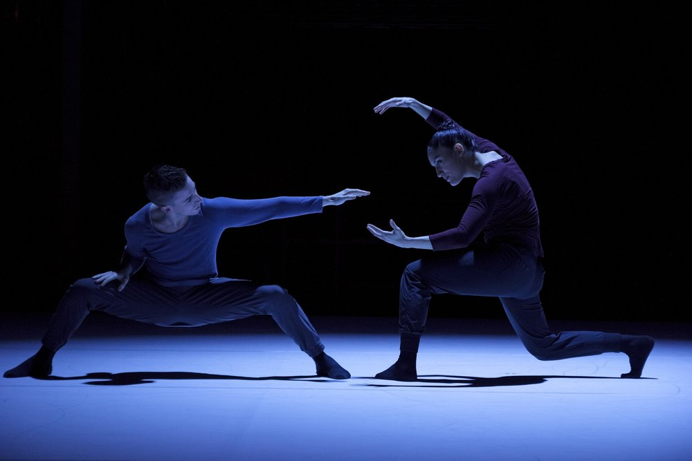 Yin Yue Dance Company January 7 at 7:30pm 92Y, Buttenweiser Hall  Image: Martin McFly