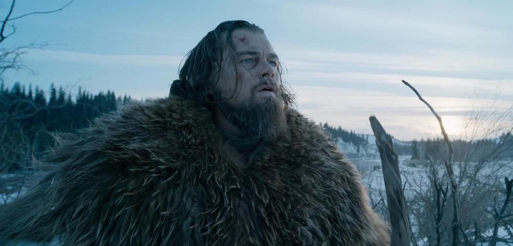Jesus at the movies    May We All Die Twice    Finding the Gospel in The Revenant