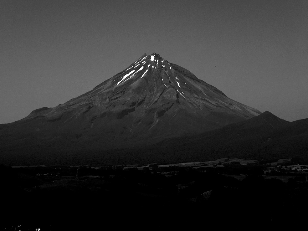 Mount Taranaki, Aotearoa NZ, origins and 'head office' for CABAL